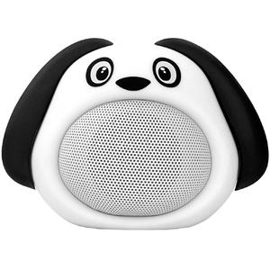 Boxa portabila pentru copii, PROMATE Snoopy, Bluetooth, alb