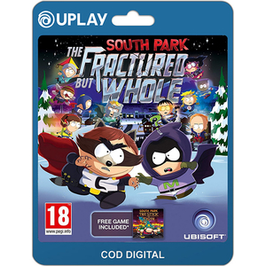 South Park: The Fractured But Whole PC (licenta electronica Uplay)