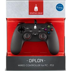 Controller Spartan Gear Oplon PC/PS3, negru