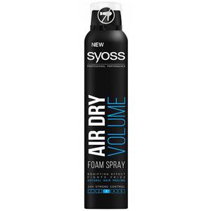 Spuma de par SYOSS Airdry Spray Volume, 250ml