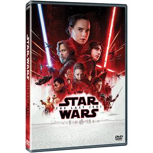 Star Wars: Ultimii Jedi DVD