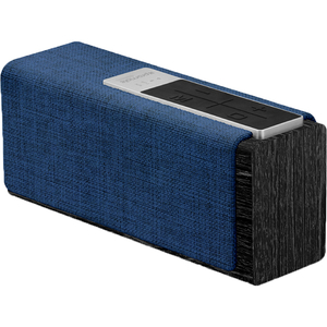 Boxa portabila PROMATE StreamBox-L, Bluetooth, USB, MicroSD, negru albastru