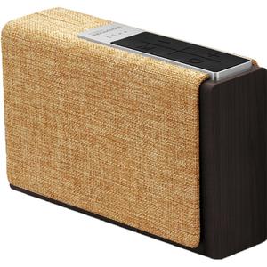 Boxa portabila PROMATE StreamBox-XL, Bluetooth, USB, MicroSD, negru bej