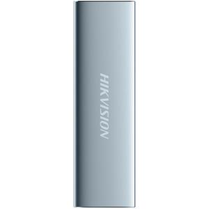 SSD portabil HIKVISION T100N, 240GB, USB 3.1 Type-C, argintiu deschis