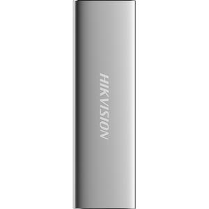 SSD portabil HIKVISION T100N, 480GB, USB 3.1 Type-C, argintiu
