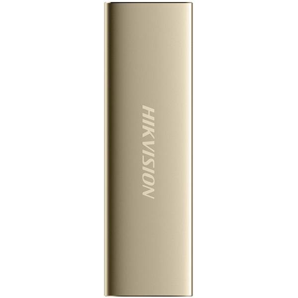 SSD portabil HIKVISION T100N, 240GB, USB 3.1 Type-C, auriu