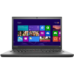 "Laptop LENOVO T440p, Intel Core i5-4300M pana la 3.3GHz, 14"" Full HD, 1TB, 8GB, Intel HD Graphics 4600, Windows 7 Pro, Negru"