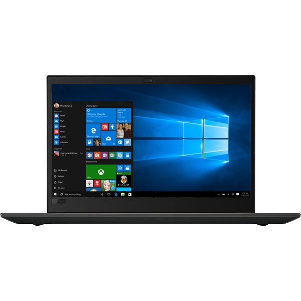 "Laptop LENOVO ThinkPad T580, Intel Core i7-8550U pana la 4.0GHz, 15.6"" Full HD, 8GB, SSD 256GB, Intel UHD Graphics 620, Windows 10 Pro, Negru"