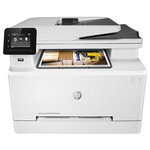 Multifunctional laser color HP LaserJet Pro M280fdn, A4, USB, Retea