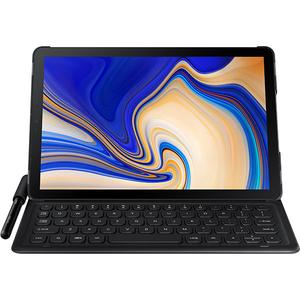 Tableta SAMSUNG Tab S4 T835, 64GB, 4GB RAM, WiFi + 4G, tastatura, black