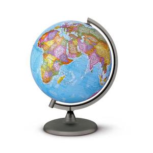 Glob pamantesc TECNODIDACTICA Sirius, diametru 20 cm