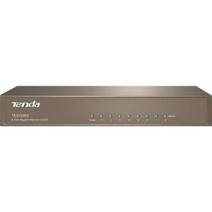 Switch TENDA TEG1008D, 8 porturi, Gigabit, argintiu