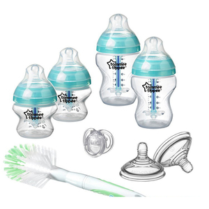 Set de biberoane TOMME TIPPEE Advanced Anticolici, 0 - 12 luni
