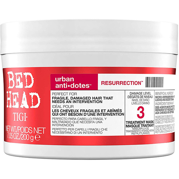Masca de par TIGI Bed Head Urban Antidotes Resurrection, 200g