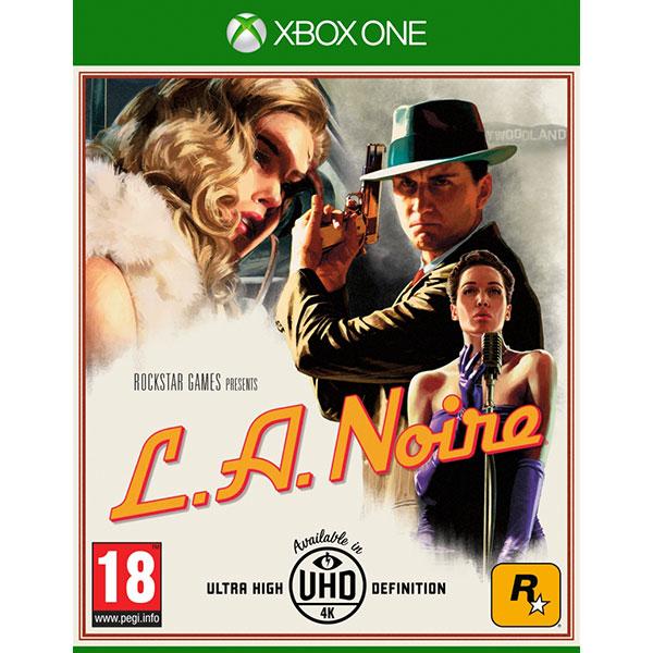L.A. Noire Xbox One