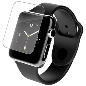 Folie Tempered Glass pentru APPLE Watch Series 4 44mm, TELLUR TLL145454, transparent