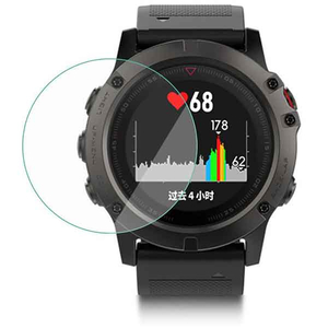Folie Tempered Glass pentru Garmin Fenix 5 47mm, TELLUR TLL145474, transparent