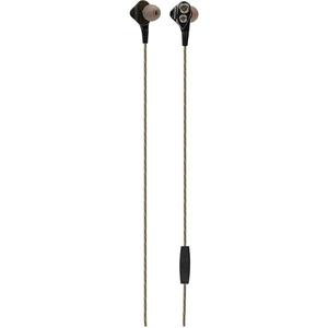 Casti TELLUR Mist TLL162072, Cu fir, In-Ear, Microfon, negru
