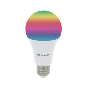 Bec LED Smart Wi-Fi TELLUR TLL331011, E27, 10W, lumina reglabila