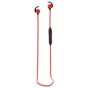 Casti TELLUR Speed, Bluetooth, In-Ear, Microfon, rosu