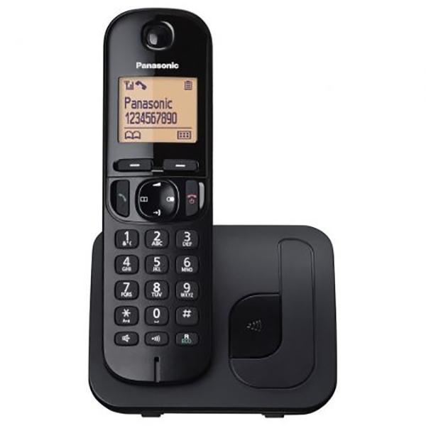 Telefon dect PANASONIC KX-TGC210FXB, 50 numere