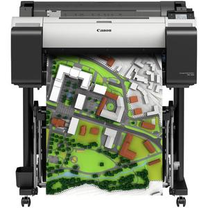 Plotter CANON imagePROGRAF TM-200 24 inch, A1, USB, Retea, Wi-Fi