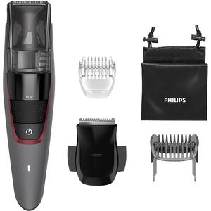 Aparat de tuns barba PHILIPS Series 7000 BT7510/15, acumulator, autonomie 100 min, gri