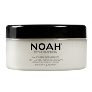 Masca pentru par regeneranta Noah, cu Ulei de Argan, 200ml