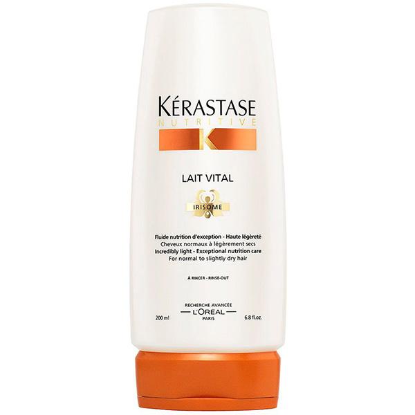 Tratament pentru par KERASTASE Nutritive Lait Vital, 200ml