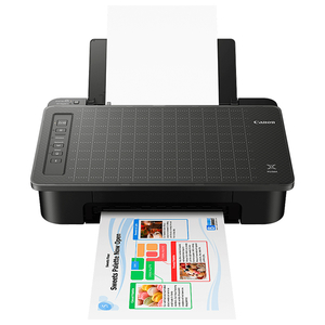 Imprimanta inkjet CANON Pixma TS305, A4, USB, Wi-Fi, Bluetooth