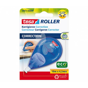 Banda corectoare TESA Basic, 4.2 mm x 10 m