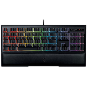 Tastatura Gaming semi-mecanica RAZER Ornata Chroma, Mecha-Membrane Switch, USB, Layout US INT, negru