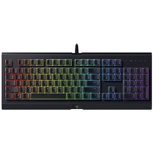 Tastatura Gaming RAZER Cynosa Chroma, USB, Layout US INT, negru