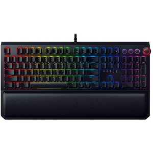 Tastatura Gaming mecanica RAZER BlackWidow Elite, Orange Switch, USB, Layout US, negru