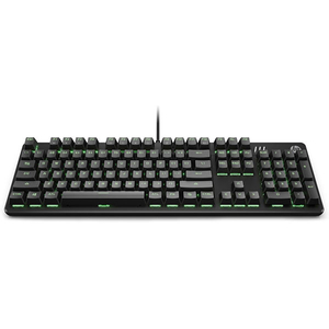 Tastatura Gaming mecanica HP Pavilion 500, Switch Red, Layout US INT, negru