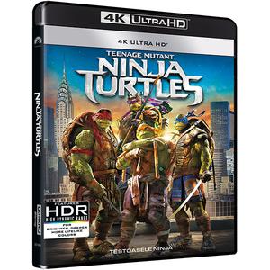 Testoasele Ninja 4K UHD