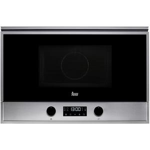 Cuptor cu microunde incorporabil TEKA MS 622 BIS R, 22l, 850 W, Grill, inox antiamprenta
