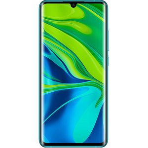Telefon XIAOMI Mi Note 10 Pro, 256GB, 8GB RAM, Dual SIM, Aurora Green