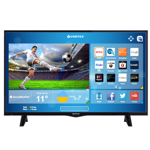 Televizor LED Smart Full HD, 101cm, VORTEX V40V-289S