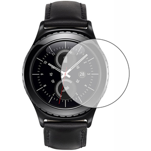 Folie Tempered Glass pentru Samsung Gear S2 3G/Bluetooth/Classic, SMART PROTECTION, display