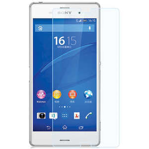 Folie Tempered Glass pentru Sony Xperia M4 Aqua, SMART PROTECTION, display
