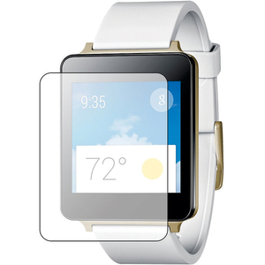 Folie Tempered Glass pentru LG G Watch W100, SMART PROTECTION, display