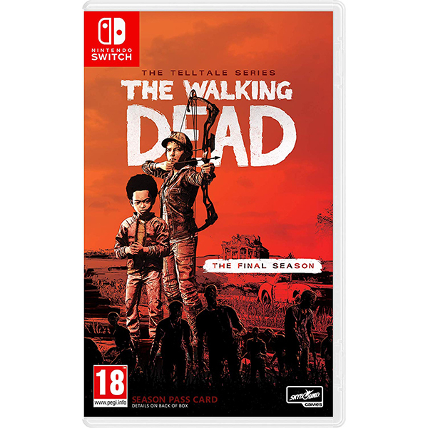 Telltale The Walking Dead: The Final Season - Nintendo Switch