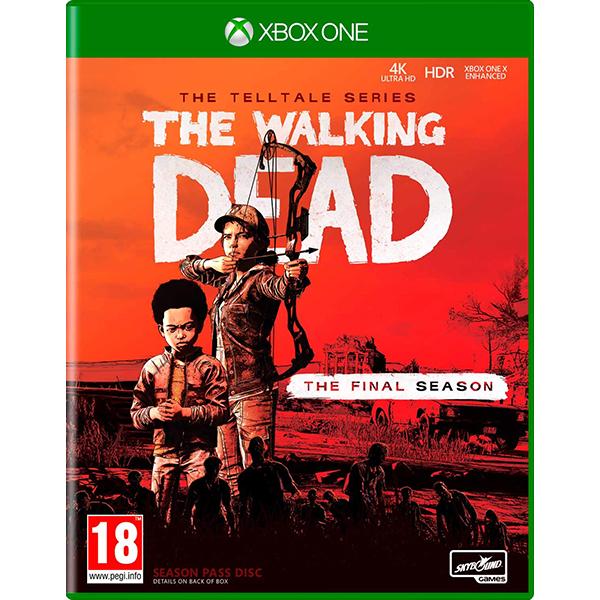 Telltale The Walking Dead: The Final Season Xbox One