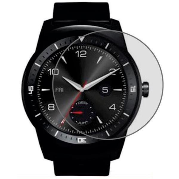 Folie Tempered Glass pentru LG G Watch R W110, SMART PROTECTION, display