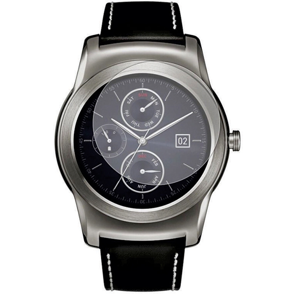 Folie Tempered Glass pentru LG G Watch Urbane W150, SMART PROTECTION, display