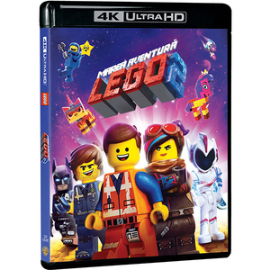 The LEGO Movie 2 Blu-ray 4K