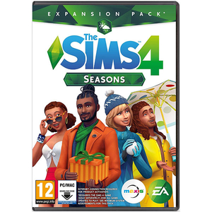 The Sims 4 Seasons PC (Expansion Pack 5 necesita jocul The Sims 4)