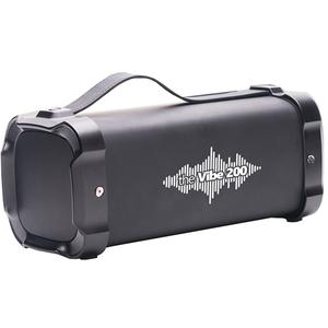 Boxa portabila E-BODA VIBE200, 11W, Bluetooth, negru