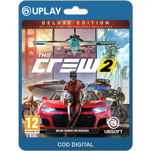 The Crew 2 Deluxe Edition PC (licenta electronica Uplay)